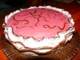 Orientální dort recept