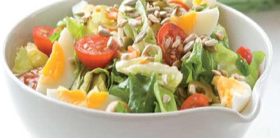 Salát z pytlíku