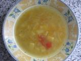 Letní polévka s kedlubnou recept