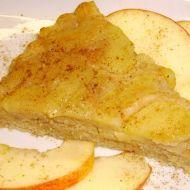 Obrácený jablečný koláč recept