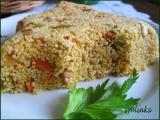Kuskus s kuřecím masem a řapíkatým celerem recept