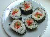 Jednoduché sushi recept