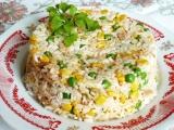 Sójové rizoto recept