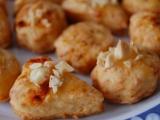 Křehké sýrové pečivo recept