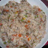 Zeleninové rizoto recept