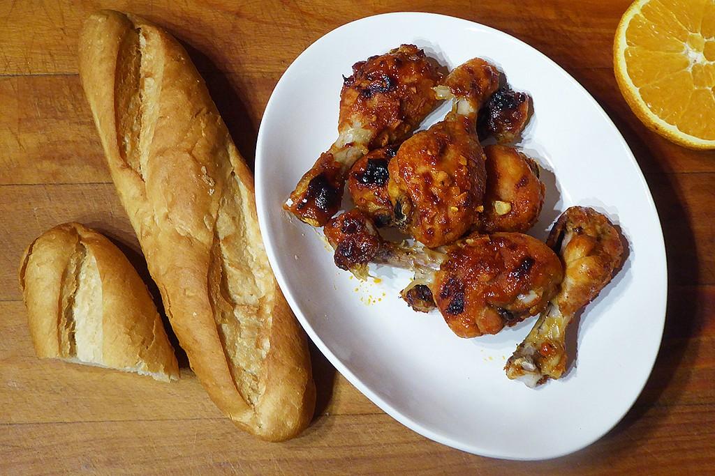 Voňavé kuřecí paličky recept