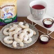 Voňavé vanilkové rohlíčky recept