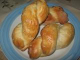 Domácí housky ( pletýnky ) recept