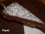 Torta alla gianduja  nugátový dort recept