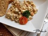 Salát z kuřecích jater recept