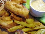 Fish and Chips podle Dity P. recept