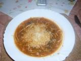 Kapustová polévka se sýrem recept