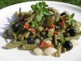 Fazolkový salát Maltézských rytířů recept