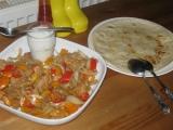 Wrap tortillas recept
