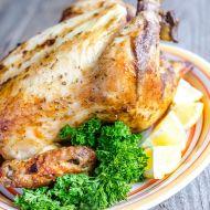 Svatomartinská pečená husa recept