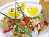Pohankový salát se zeleninou recept