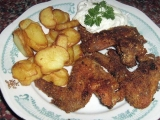 Kuřecí křídla recept