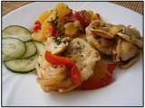 Filé na zelenině vtlakovém hrnci MICROLINEz mikrovlnky recept ...