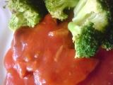 Krůtí plátek v rajčatové omáčce recept
