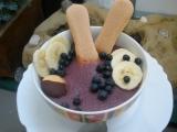 Borůvkový dezertík nejen pro děti recept