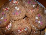 Zdravé a dietní müsli sušenky recept