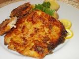 Pikantní krůtí řízky se sýrem, jogurtem a bylinkami recept ...