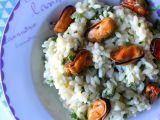 Parmezánové rizoto se slávkami recept