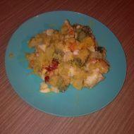 Zdravý bramborový salát bez majonézy recept
