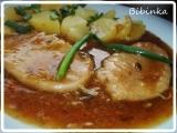 Vepřové se zázvorem, řapíkatém celeru a sojové omáčce recept ...