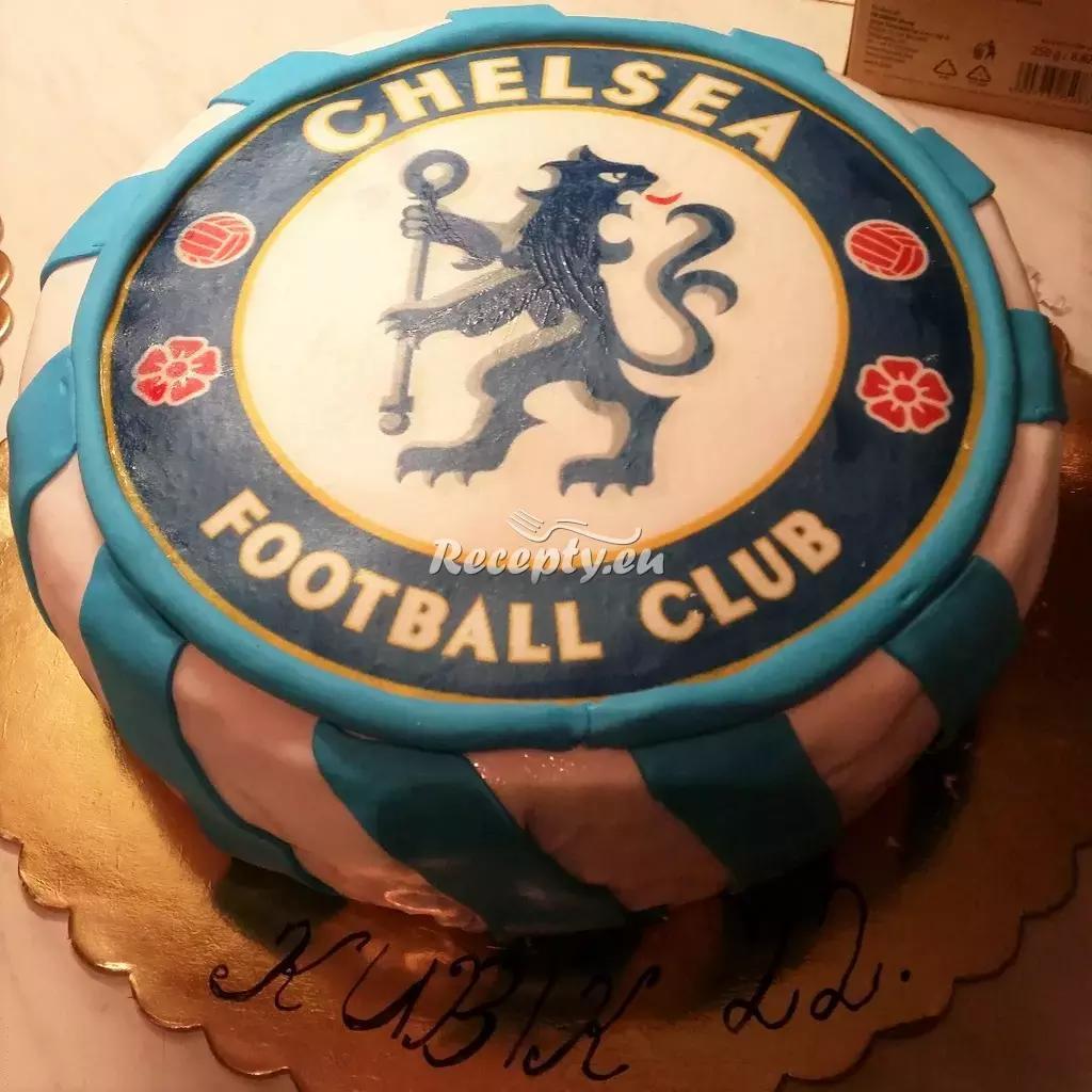 Dort pro syna  Chelsea F.C. recept  dorty