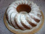 Šlehačková bábovka s kokosem a brusinkami recept