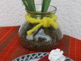 Piškotový dort s tvarohem a jahodovým želé recept