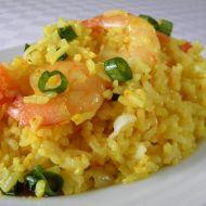 Krevetové rizoto recept
