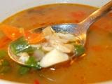 Polévka z hlívy ústřičné, chilli papriček a řapíkatého celeru recept ...