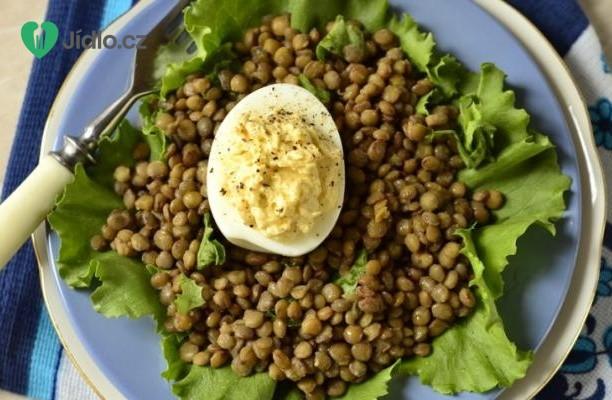 Recept Čočkový salát