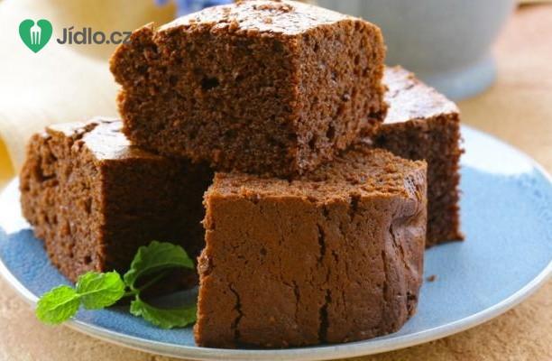 Recept Čokoládový brownie koláč