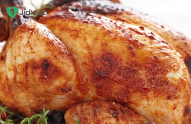 Recept Šťavnaté pečené kuře
