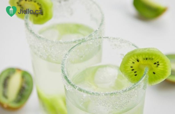 Recept Šumivá kiwi limonáda