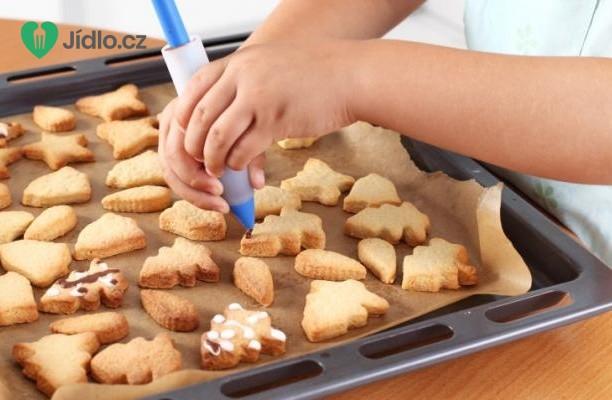 Recept Babiččiny máslové sušenky
