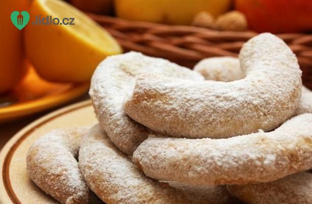 Recept Babiččiny vanilkové rohlíčky
