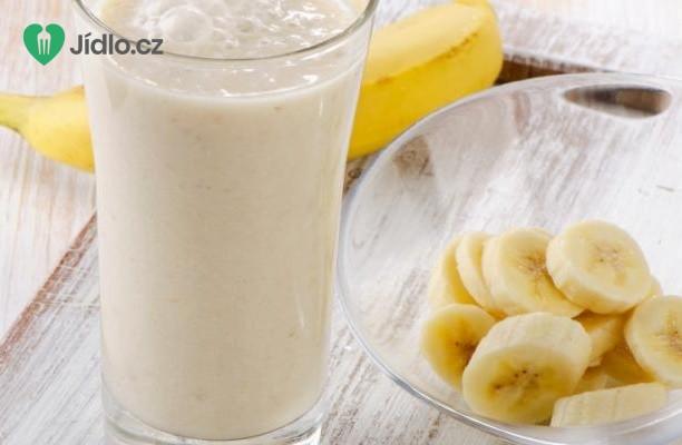 Recept Banánové mléko s medem