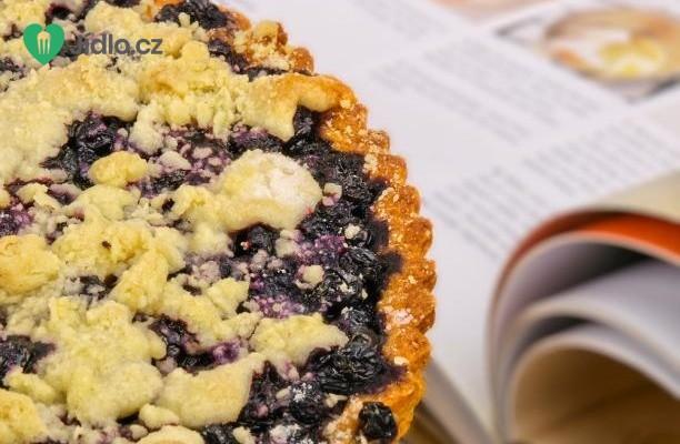 Recept Borůvkový koláč
