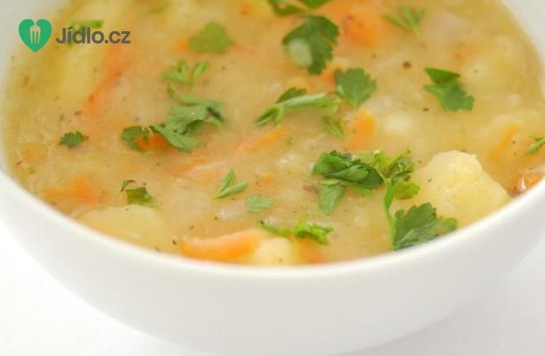 Recept Bramborová polévka s vejci