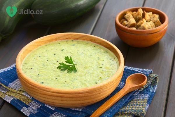 Recept Cuketová polévka