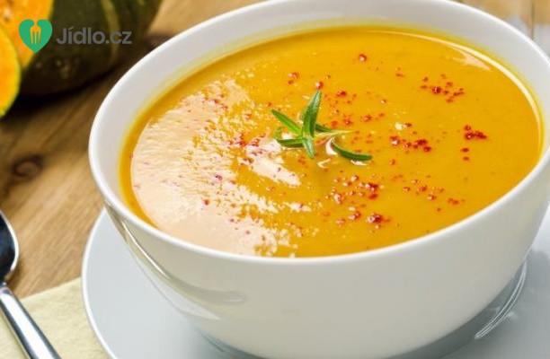 Recept Dýňová polévka