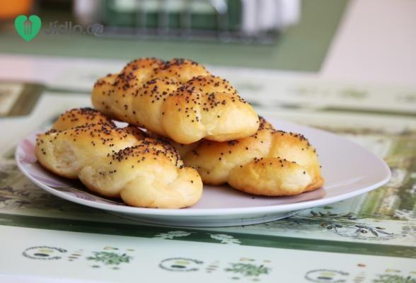 Recept Domácí housky
