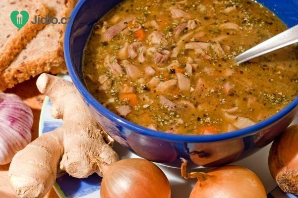 Recept Dršťková polévka