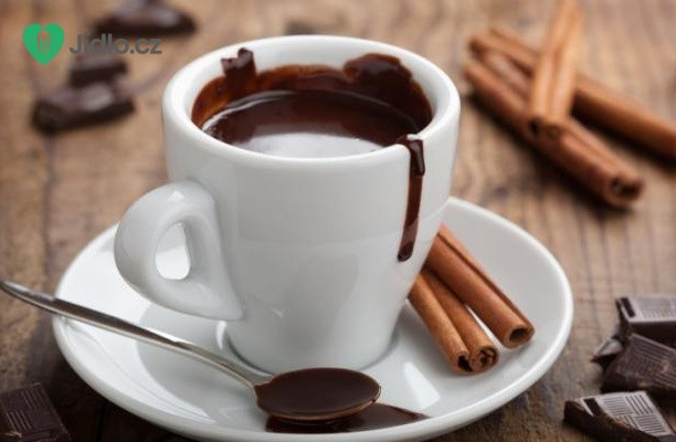 Recept Horká čokoláda