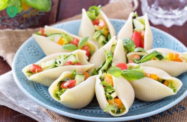 Recept Italský salát v Jumbo mušlích