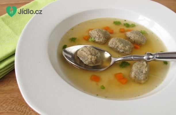 Recept Játrové knedlíčky do polévky
